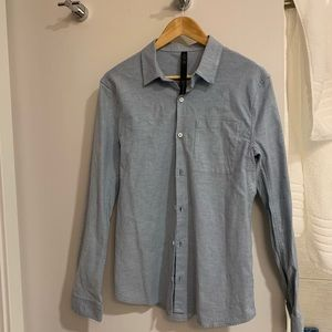 Lululemon All Town Buttondown
